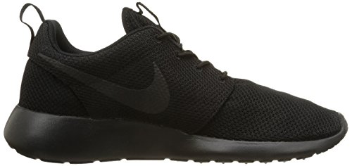 Nike Roshe One, Baskets basses homme Noir (Black/Black)