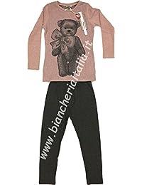 169632bc2a Amazon.it: pigiama donna caldo cotone - maryplaid: Abbigliamento