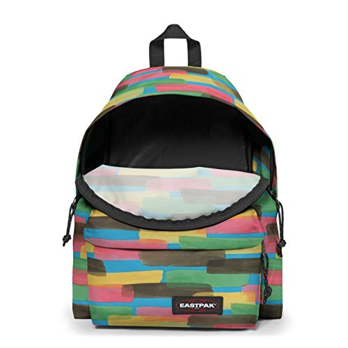 Eastpak Padded PakR Zaino Casual, 24 L, Grigio (Sunday Grey) Multicolore (Strong Marker)