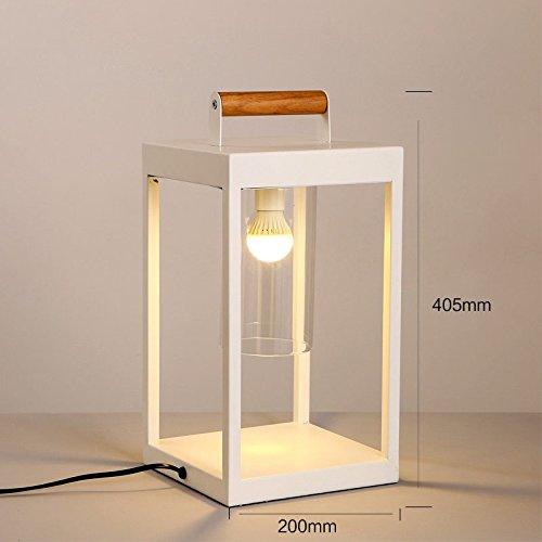 carre-dart-fer-minimaliste-lampe-lumiere-chaude-interrupteur-bouton