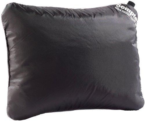Semptec reversible-almohada abatible, 37 x 28 cm