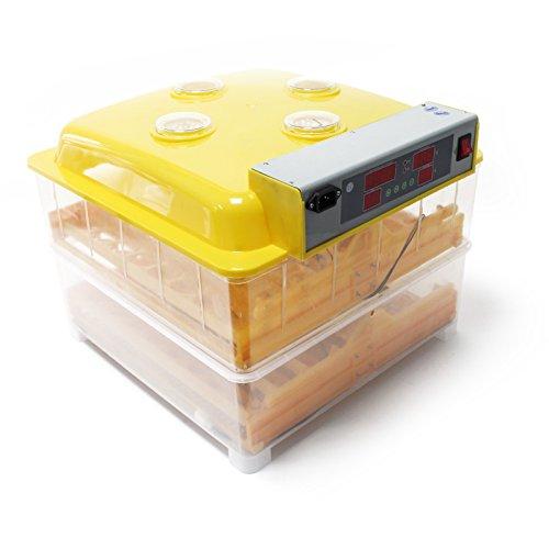 WilTec - Incubadora automática (capacidad 112huevos)