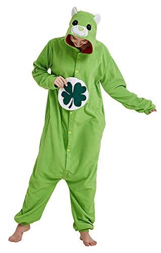 Erwachsene Unisex Onesie Tier Schlafanzug Cosplay Pyjamas Halloween Karneval Kostüm