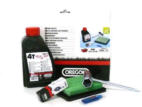 Oregon Wartungs Set/Service Kit Honda GCV Motor 135/160