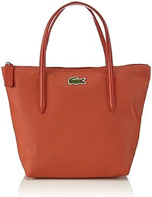 Lacoste Women Handbag - Bolsa de la compra de material sintético mujer