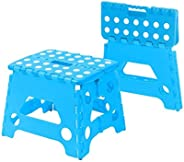 Multi Purpose Folding Step Stool kids Home Kitchen Easy Storage