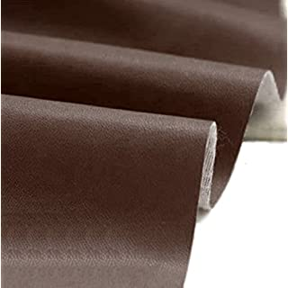 A-Express® Faux Leather Leatherette Vinyl Leathercloth Upholstery Fabric Material