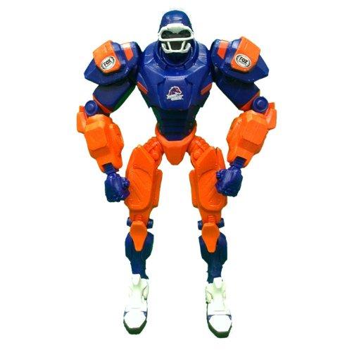 FanFave NCAA Fox Sports Team Robot, 25,4 cm, 911, Boise State Broncos, Einheitsgröße
