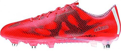 Adidas F50 Adizero SG Herren Fußballschuhe solar red/ftwr white/core black