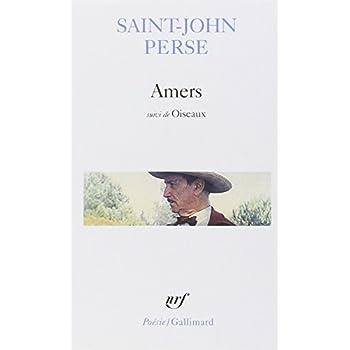 Amers / Oiseaux /Poésie