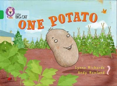 By Rickards, Lynne ( Author ) [ Collins Big Cat -- One Potato: Green/Band 05 By Apr-2015 Paperback