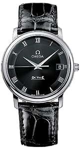 Omega Men's 4810.52.01 De Ville Prestige Quartz Watch