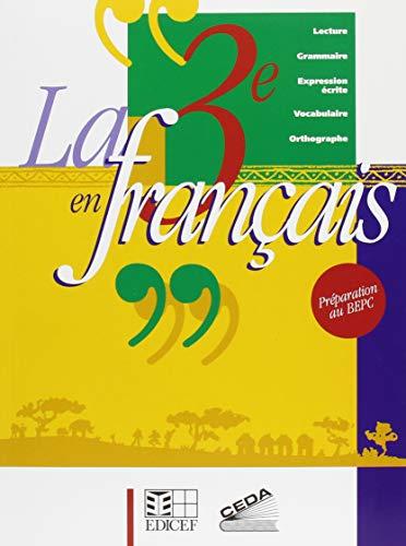 La 3e en Français (Cote d'Ivoire)