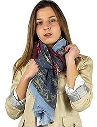 Mers Style - Fular Bufanda de Invierno, para Mujer