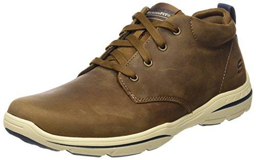 Skechers (SKEES) Men, Sports Shoes, harper, beige (dsrt), 9