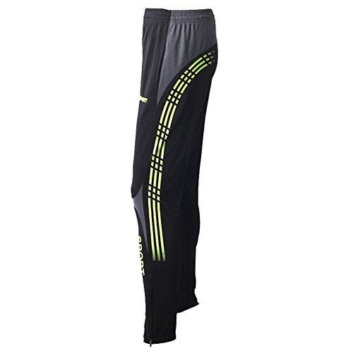 Herren Fitnesshose Jogginghose - hibote Männer Sweatpants Trainingshose Fußball Hose Laufhose Jogger Pants Fitness Gym Sport Streetwear (Gefütterte Trainingshose)