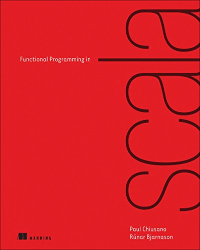 Functional Programming in Scala by Paul Chiusano (14-Sep-2014) Paperback