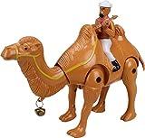Allamwar Fantasy Walking Dancing and Musical Camel Desert Hero Toys Musical Camel