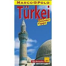 Türkei. Marco Polo Reiseführer. Mit Insider- Tips