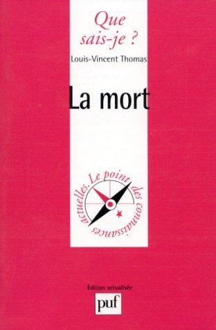 La Mort par Louis-Vincent Thomas