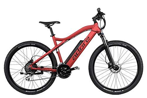 Adore Alu E-MTB 27,5'' Enforce E-Bike Rot 250Watt Li-Ion 36V/14Ah/504Wh 24Gänge