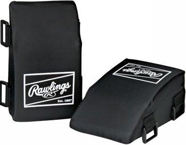 Rawlings RKR Knie Kombination Schaumstoff Keil schwarz (Rawlings Ausrüstung Catchers)