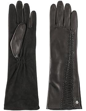 Roeckl Dragon Pleats Damen Fingerhandschuhe Roeckl Winterhandschuhe Nappalederhandschuhe Fingerhandschuhe