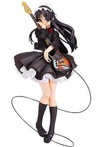 K-On! Mio Akiyama 1/7 Scale PVC Figure - Max Factory