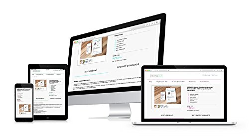 PREMIUM Mobile eBay Auktionsvorlage Template 2017 Responsive Farbe: Individuell