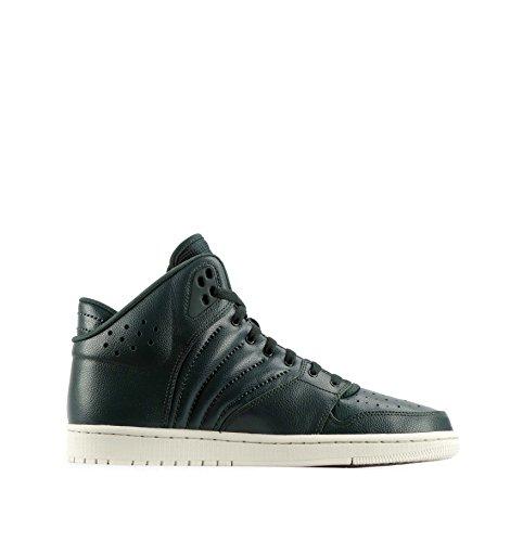 Nike Men Jordan 1 Flight 4 Chaussures De Basket-ball Boschetto Green Light Bone 300