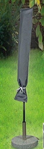 TrendLine Schutzhülle Sonnenschirme bis 400 cm Garten Schirmhaube Wetterschutz