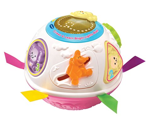 Vtech Baby Crawl and Learn Lights Ball 41M3DS5ruuL
