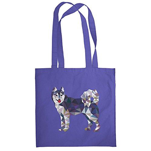 Texlab–Poly Dog–sacchetto di stoffa Marine