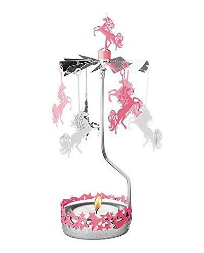 Grand choix de chandelles pivotantes de cerf / cerf, anniversaire de mariage Saint Valentin