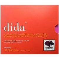 Dida - 90 Tabletten gegen Verdauungsprobleme | Das Original gegen Blähungen, Durchfall und Bauchschmerzen | Stärkt... preisvergleich bei billige-tabletten.eu