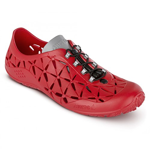 2018 Musto SDL Shoe Fire Pro Lite rot Orange xwqqtIBr