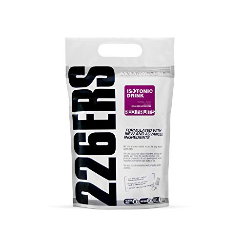 226ERS Isotonic Drink, Bebida Isotónica para Hidratación a base d