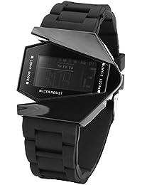 AMPM24 LED034 - Reloj , correa de goma color negro