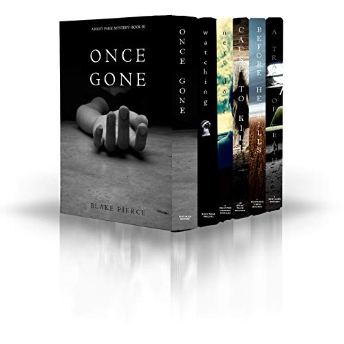Blake Pierce: Mystery Bundle (Before He Kills, Cause to Kill, Once Gone, A Trace of Death, Watching and Next Door) (English Edition) (Kindle Book-bundles Free)