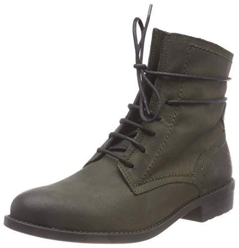 Tamaris Damen 25111-21 Combat Boots, Grün (Olive 722), 38 EU -