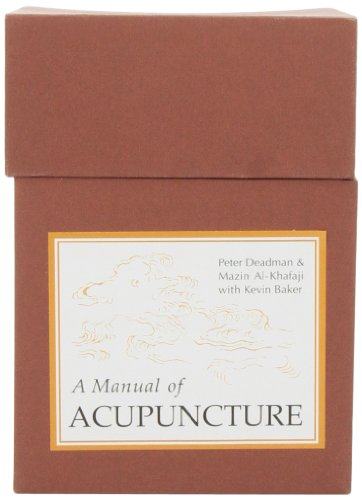 Acupuncture Point Cards