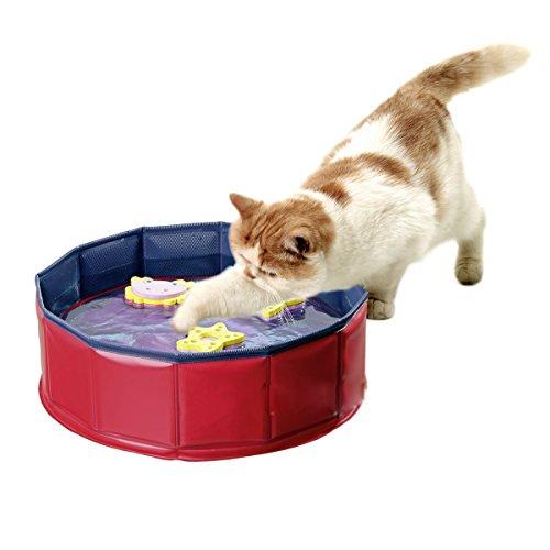 Dreamworldeu Hundepool Faltbare Robuste Hunde Schwimmba…   04894376601604