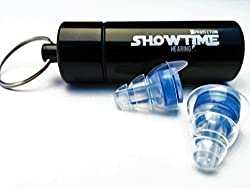 Showtime High Fidelity Ear Plugs Hearing Protection