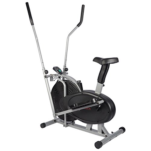 Allyson Fitness 2 In 1 Orbitrek – Sitting Pedaling/Standing Rowing