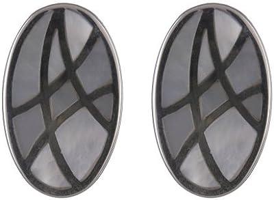 Boucles d'oreille - E7127 - Pendientes de mujer de plata, 1 cm