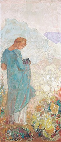 The Museum Outlet–Pandora, 1910–12, Stretched canvas Gallery Wrapped. 29,7x 41,9cm