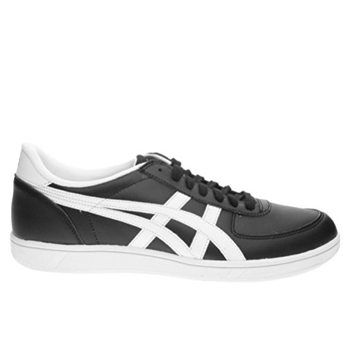 Asics Unisex Adulto Sneakers Pro-center In Bianco E Nero