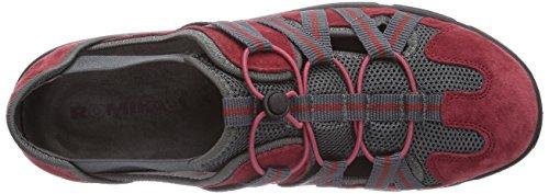 Romika - Traveler 01, Sneakers da donna Rosso (Rot (rot 400))