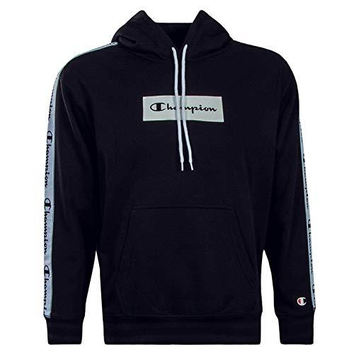 Champion Hooded Sweatshirt - L (Champion Pullover)