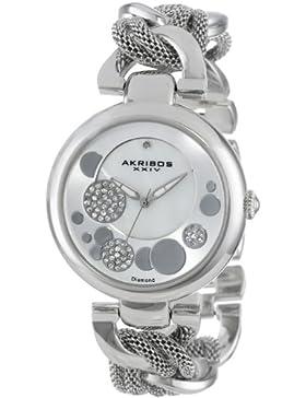 Akribos XXIV Damen-Armbanduhr